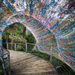 TUNNEL OF LOVE, 2016 by Kevin-Jo Smith